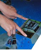 apardores táctile interactivos , sistmas táctiles , catálogos virtuales