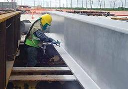 recubrimientos anticorrosivos superhidrofóbicos, antigraffiti  ahorro energético en cubiertas