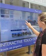 aparador interactivo