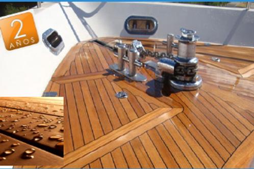Nano recubrmiento madera y teca náutica 500 ml