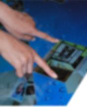 sistema táctil interactivo apador táctil y mesas táctiles
