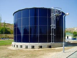 impermeabización de depósios de agua potable