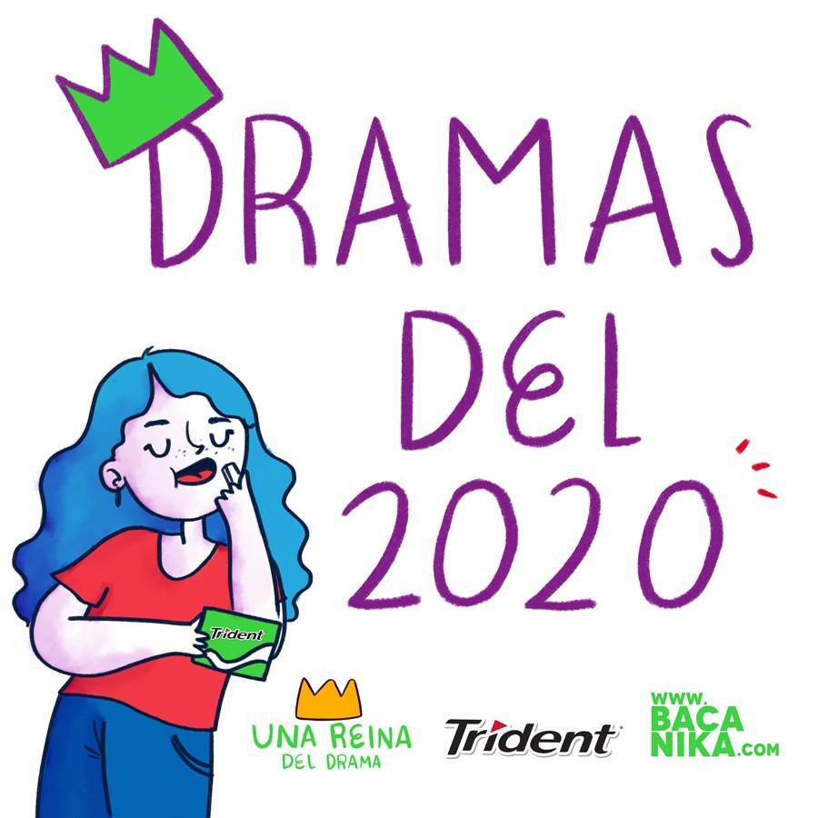 DRAMAS DEL 2020