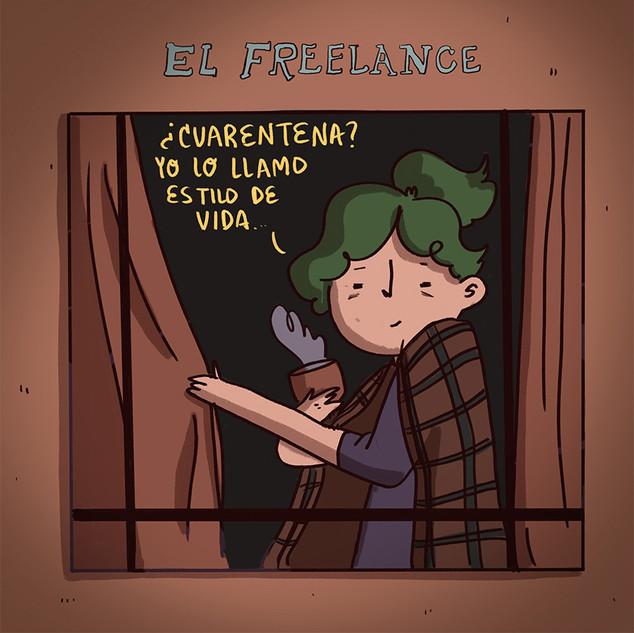 El freelance