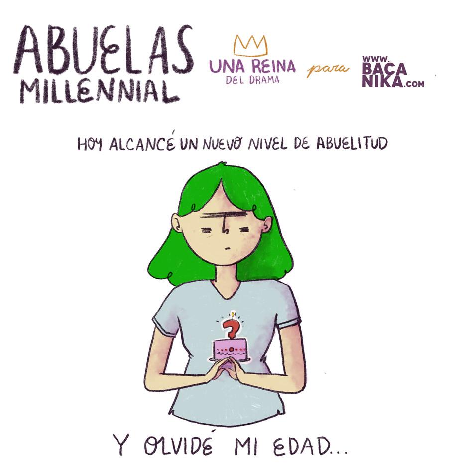 ABUELAS MILLENNIAL