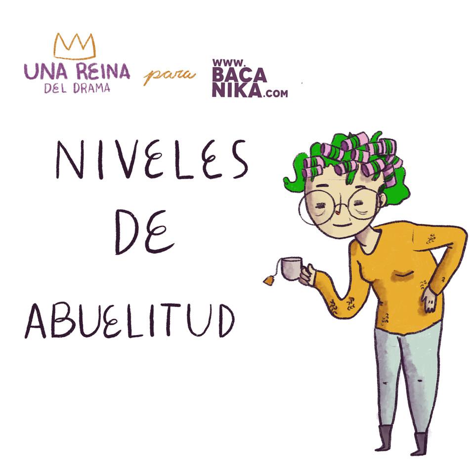 NIVELES DE ABUELITUD