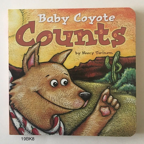BOOK-Baby Coyote Counts