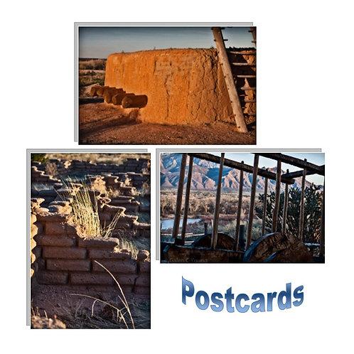 POSTCARDS-Coronado Historic Site Postcards (set of 3)