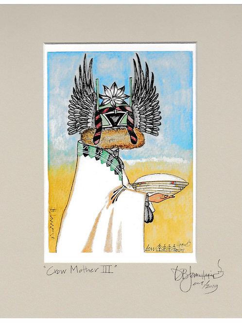 PRINT-Crow Mother III