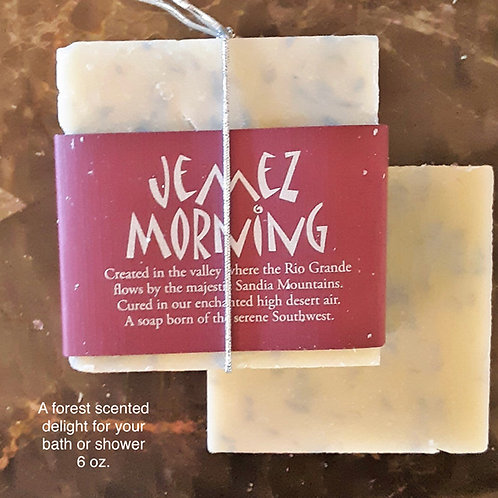 SOAP-Jemez Morning