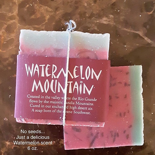 SOAP-Watermelon Mountain