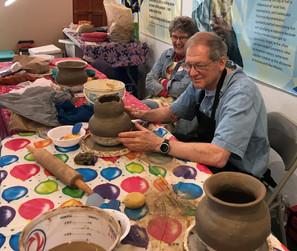 Pottery class wannabe potters.jpg