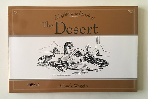 BOOK-A Lighthearted Look At The Desert