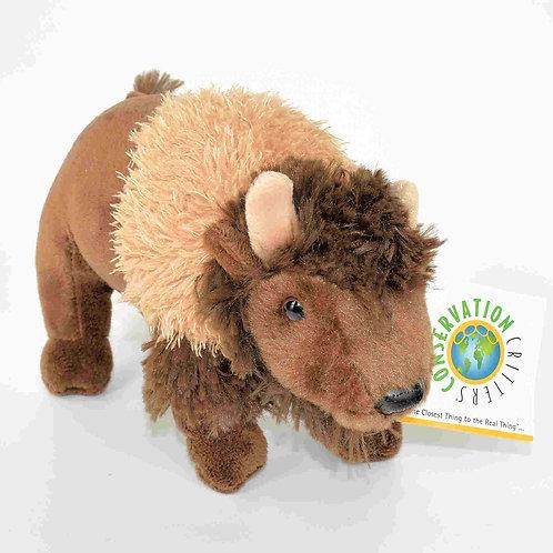 Stuffed Animal-Bison