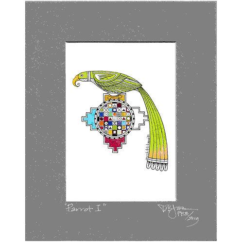 PRINT-Parrot I