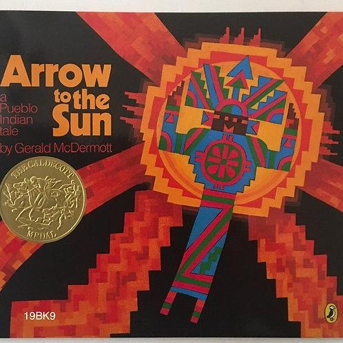 BOOK-Arrow To The Sun
