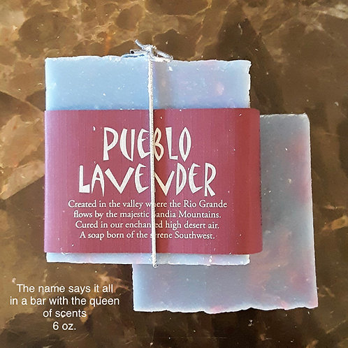 SOAP-Pueblo Lavender