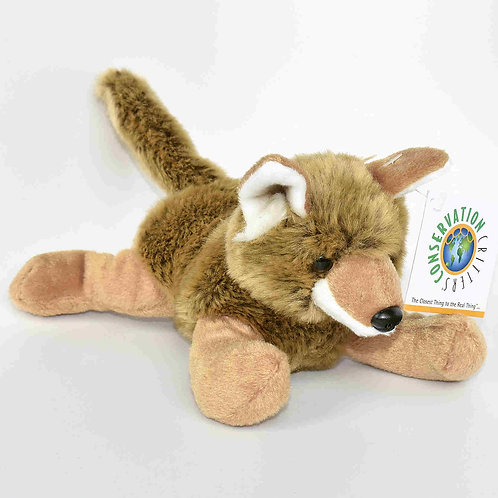 Stuffed Animal-Coyote