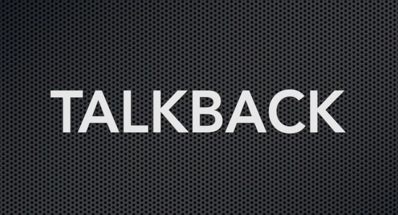 TalkBack EP 10 Coming Soon!!