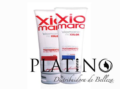 TRATAMIENTO MATIZADOR PLATINO Y ROJO