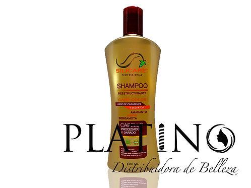 SHAMPOO REESTRUCTURANTE SILICARE