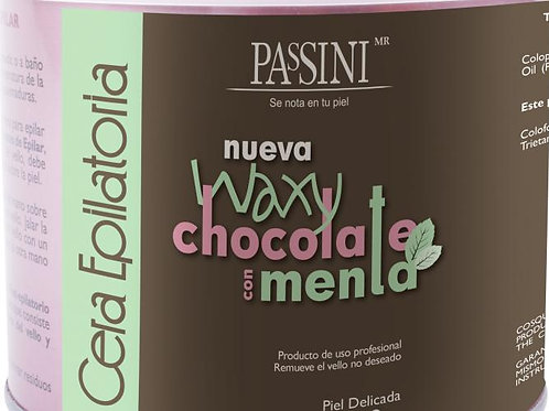 CERA EPILATORIA WAXY CHOCOLATE CON MENTA