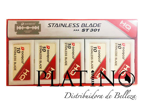 STAINLESS BLADE DORCO