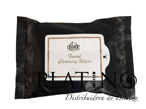 FACIAL CLEANSING WIPES O COLORE COSMETICS