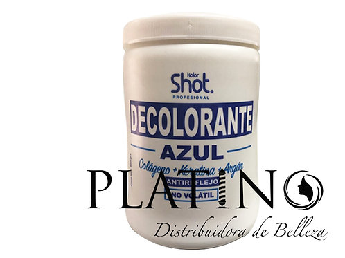 DECOLORANTE AZUL KOLOR SHOT