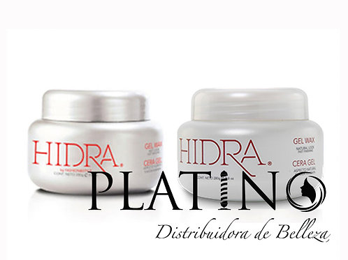 HIDRA GEL WAX NATURAL O HUMEDO