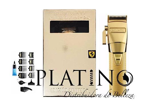 perfiladora inalámbrica babyliss pro gold fx gold edición limitada