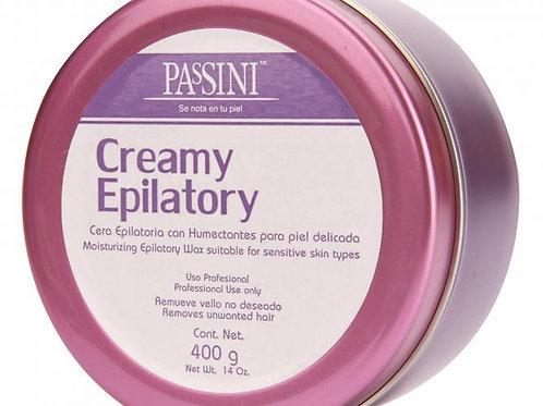 Creamy Epilatory 397 gms Para Piel Delicada