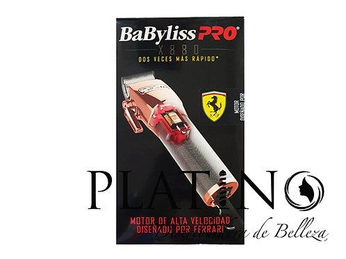 PERFILADORA BABYLISS PRO X880