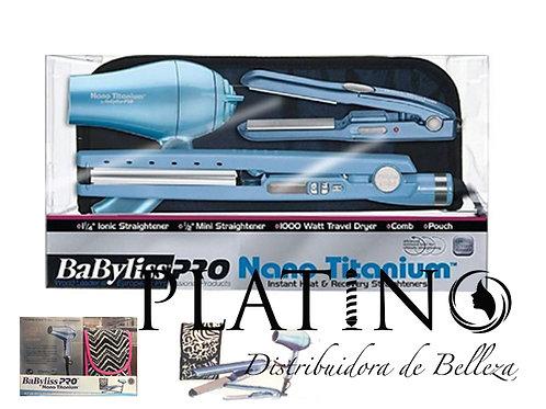 KIT ESTILIZADO BABYLISS BABNT P10ES