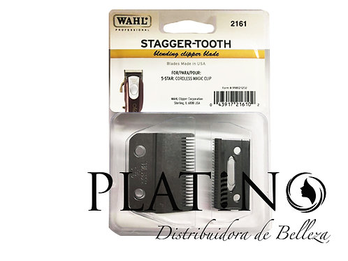 CUCHILLAS WAHL STAGGER-TOOTH