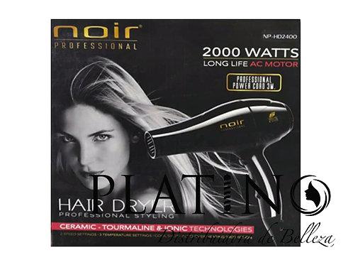 NOIR PROFESSIONAL HAIR DRYER HD2400