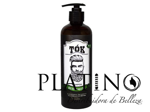 Shampoo Bergamota TÓK