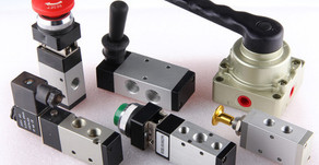 Types of Valves Used in Pneumatic Automation.
