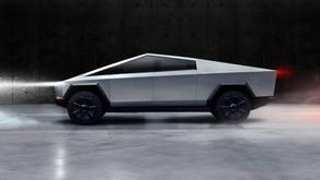 Tesla's Cybertruck- A vehicle of future in future.