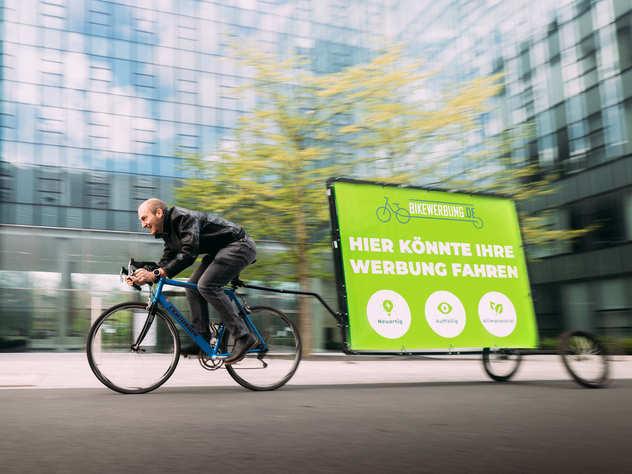 Bikewerbung für Bikewerbung