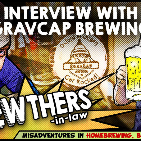 """""""Interview with GravCap Brewing - Starting a New Brewery"""""""