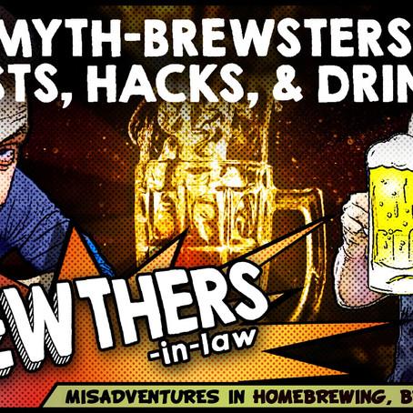 """""""Myth-brewsters - Vol. 1"""""""