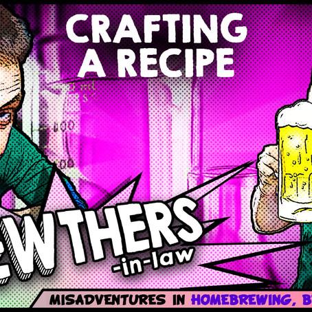 """""""Crafting a Recipe"""""""