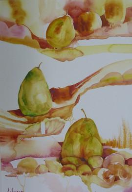 Pears and Kiwis