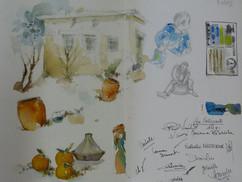 Jug Sketch
