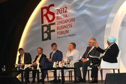 Russia Singapore Business Forum 2012