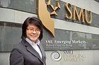 Melissa Cha Shi Rong, Vice President