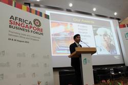 Africa Singapore Business Forum 2012