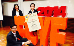 Champions of FutureChina Youth Forum
