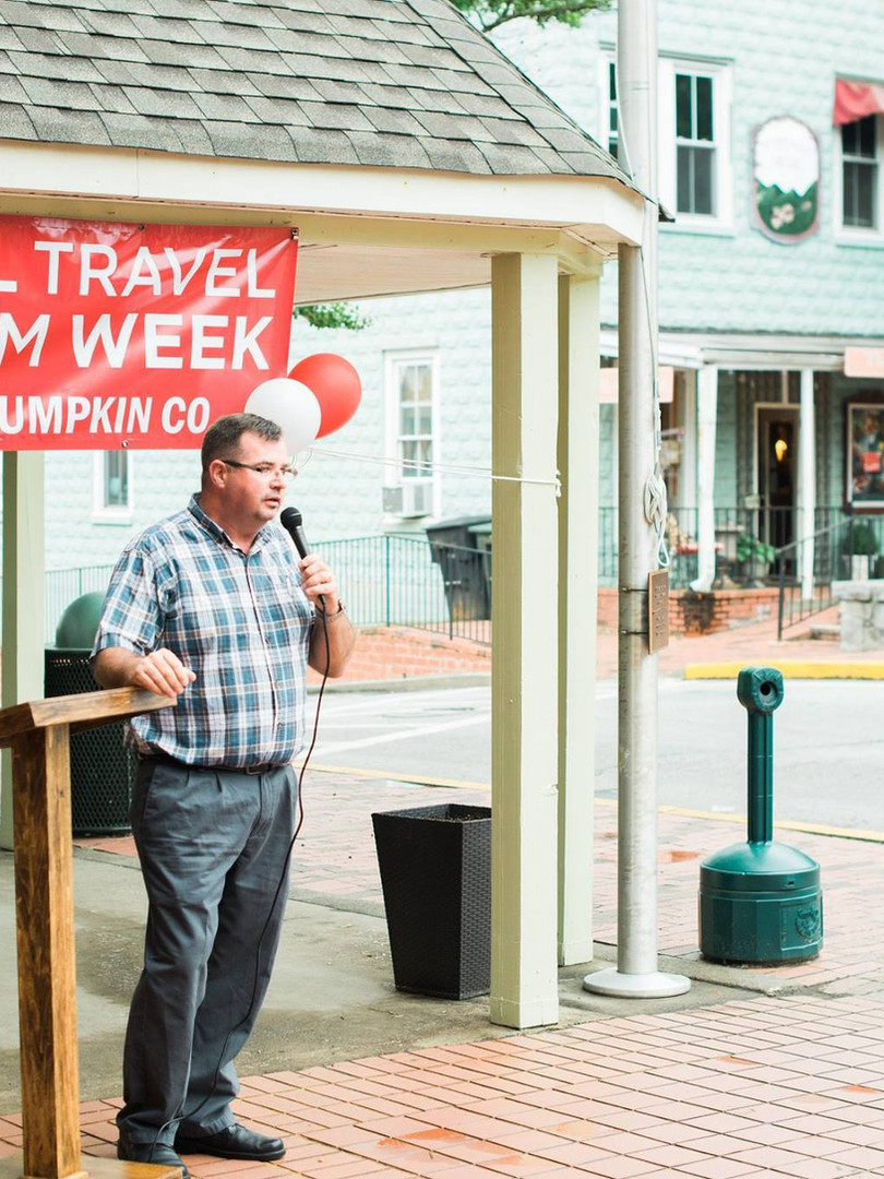 National Travel and Tourism Week May 4,